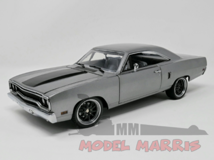 GMP – PLYMOUTH – CHARGER ROAD RUNNER 1970 – FAST & FURIOUS III TOKYO DRIFT (2006)
