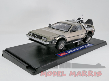 ***NEW BOX*** SUN-STAR – DE LOREAN – TIME MACHINE – BACK TO THE FUTURE 2 – RITORNO AL FUTURO 2