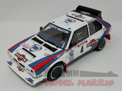 AUTOART – LANCIA – DELTA S4 MARTINI N 4 RALLY TOUR DE CORSE 1986 TOIVONEN – CRESTO – LAST RACE –