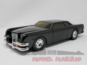 AUTOWORLD – LINCOLN – la macchina nera – THE CAR 1971 DESIGNED BY GEORGE BARRIS – THE CAR MOVIE
