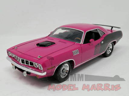 HIGHWAY61 – PLYMOUTH – BARRACUDA HEMI COUPE 1971 – FUORI IN 60 SECONDI MOVIE