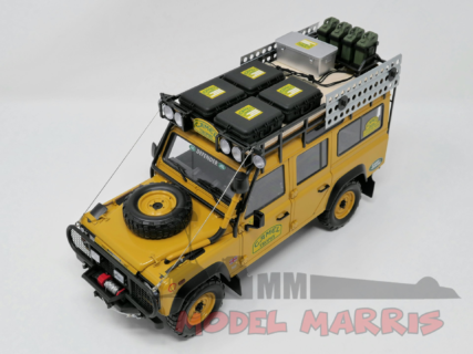 ALMOST-REAL – LAND ROVER – DEFENDER 110 RALLY CAMEL TROPHY EDITION N 0 1989