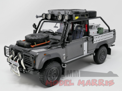 KYOSHO – LAND ROVER – DEFENDER 90 PICK-UP 2001 – LARA CROFT – TOMB RAIDER – ANGIOLINA JOLIE – MOVIE