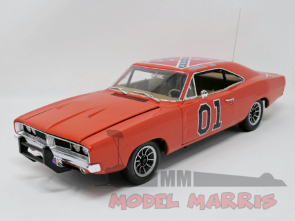 AUTOWORLD – DODGE – CHARGER GENERALE LEE – THE DUKES OF HAZZARD