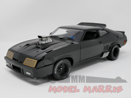 AUTOART – FORD USA – XB FALCON TUNED VERSION BLACK INTERCEPTOR 1973 MAD MAX