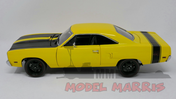 GMP – PLYMOUTH – 440 SIX PACK ROAD RUNNER COUPE 1970