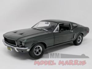 GREENLIGHT – FORD USA – MUSTANG GT390 – BULLITT – STEVE McQUEEN – 1968