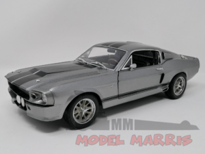 GREENLIGHT – FORD USA – MUSTANG SHELBY GT500E 1967 – ELEANOR – FUORI IN 60 SECONDI – GONE IN SIXTY SECONDS