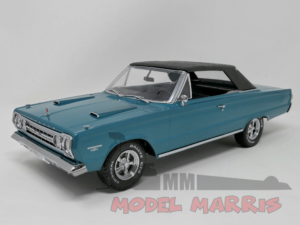 GREENLIGHT – PLYMOUTH – BELVEDERE GTX CONVERTIBLE 1967 – TOMMY BOY MOVIE