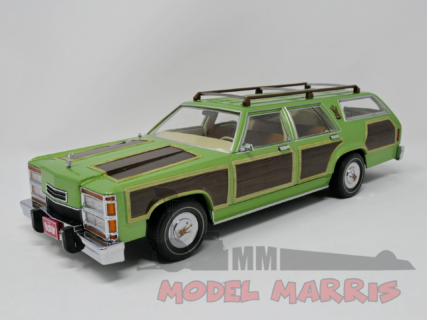 GREENLIGHT – FORD USA – COUNTRY SQUIRE FAMILY WAGON T R U C K-STER 1983 – NATIONAL LAMPOON'S VACATION MOVIE