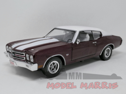 AUTOWORLD – CHEVROLET – CHEVY CHEVELLE 450SS COWL INDUCTION 1970