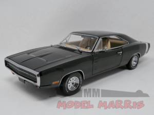 GREENLIGHT – DODGE – CHARGER COUPE 1970 – SUPERNATURAL JOIN THE HUNT