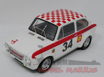Fiat Abarth 1600 OT – 1964 Historic Races 120 pz