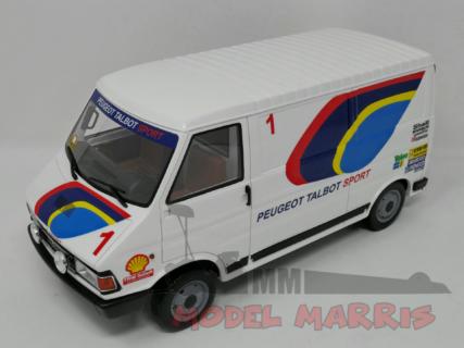 LAUDORACING – Citroën C35 – Assistenza Peugeot Talbot Sport – 1986 – 250 pz