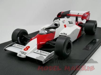 GP-REPLICAS – McLAREN – F1 MP4/2 TAG N 8 NIKI LAUDA 1984 WORLD CHAMPION – 500 PZ –