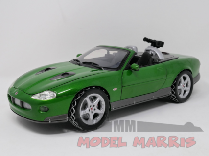 ERTL – JAGUAR – XKR SPIDER – 007 JAMES BOND – DIE ANOTHER DAY