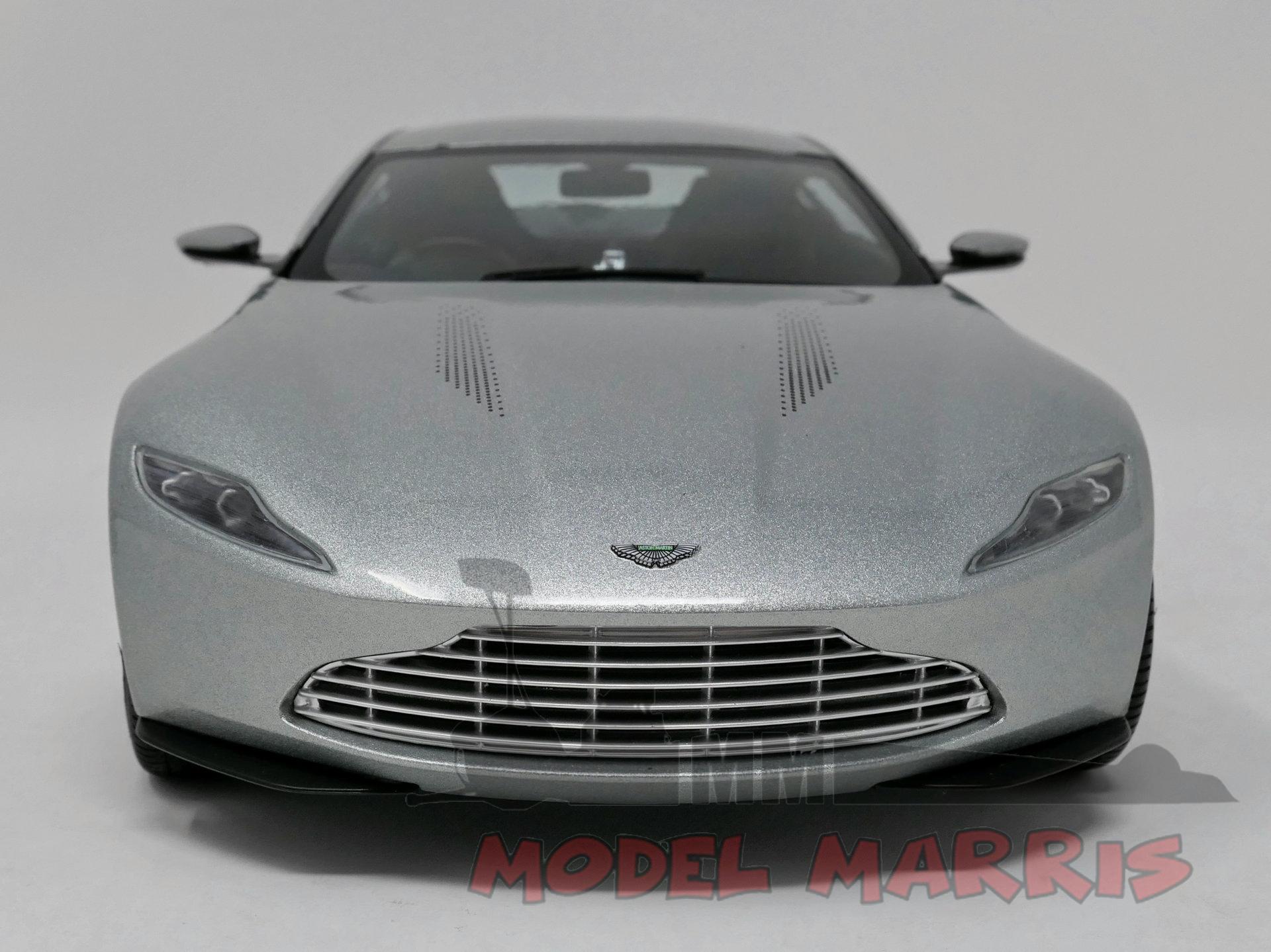 Mattel Hot Wheels Elite Aston Martin Db10 2015 007 James Bond Spectre