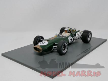 SPARK-MODEL – BRABHAM – F1 BT20 N 9 WINNER MONACO GP 1967 D.HULME