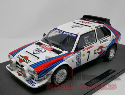 TOPMARQUES – LANCIA – DELTA S4 N 7 WINNER RALLY MONTECARLO 1986 H.TOIVONEN – S.CRESTO – 500 pz