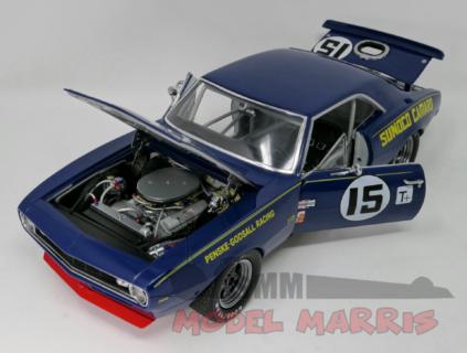 GMP – CHEVROLET – CAMARO TEAM PENSKE GODSALL RACING N 15 SUNOCO 1967 – pz 900