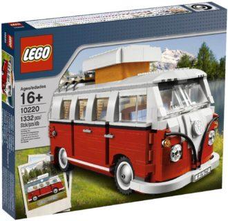 LEGO 10220 Creator Expert – Volkswagen T1 Camper Van
