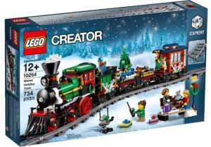 LEGO 10254 Creator Expert – Treno di Natale