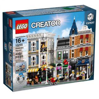 LEGO 10255 Creator Expert – Piazza dell'assemblea