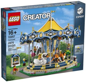 LEGO 10257 Creator Expert – Giostra