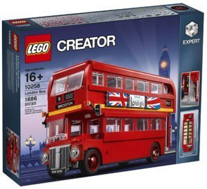 LEGO 10258 Creator Expert – London Bus