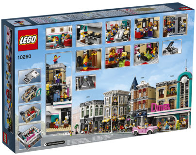 LEGO 10260 Creator Expert – Downtown Diner