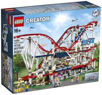 LEGO 10261 Creator Expert – Montagne Russe