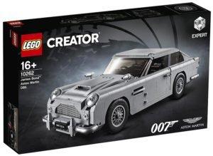LEGO 10262 Creator Expert – James Bond Aston Martin DB5