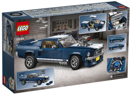 LEGO 10265 Creator Expert – Ford Mustang