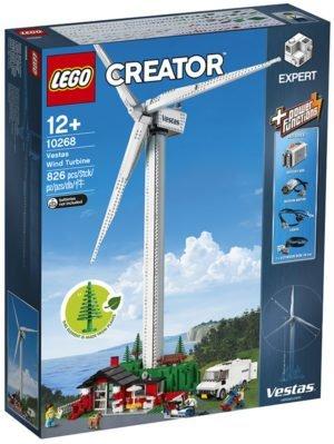 LEGO 10268 Creator Expert – Turbina eolica Vestas