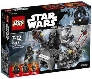 LEGO 75183 Star Wars – La trasformazione di Darth Vader