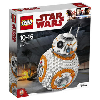 LEGO 75187 Star Wars – Brick Build BB-8