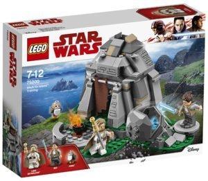 LEGO 75200 Star Wars – Addestramento ad Ahch-To Island