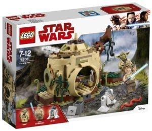 LEGO 75208 Star Wars – Il rifugio di Yoda