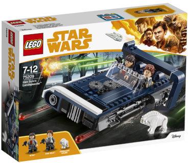 LEGO 75209 Star Wars – Il Landspeeder di Han Solo