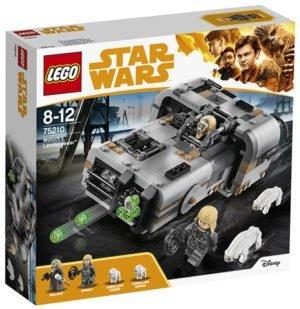 LEGO 75210 Star Wars – Il Landspeeder di Moloch