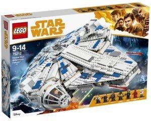 LEGO 75212 Star Wars – Kessel Run Millenium Falcon
