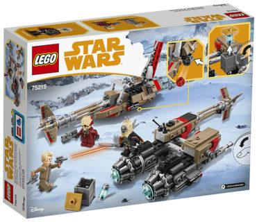 LEGO 75215 Star Wars – Swoop Bikes di Cloud-Rider
