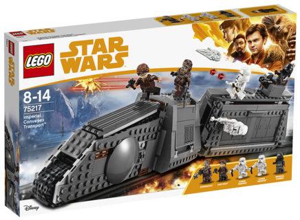 LEGO 75217 Star Wars – Imperial Conveyex Transport