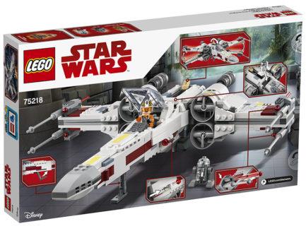 LEGO 75218 Star Wars – X-Wing Starfighter
