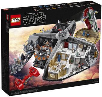 LEGO 75222 *UCS* Star Wars – Tradimento a Cloud City