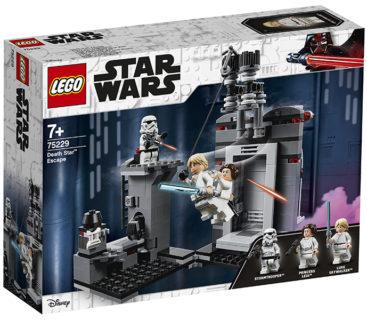 LEGO 75229 Star Wars – Fuga dalla Death Star
