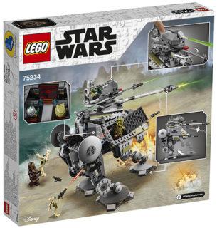 LEGO 75234 Star Wars – Walker AT-AP