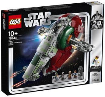 LEGO 75243 Star Wars – Slave I Edizione 20° Anniversario
