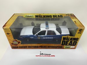 GREENLIGHT – FORD USA – CROWN VICTORIA POLICE INTERCEPTOR SHERIFF 2001 – THE WALKING DEAD