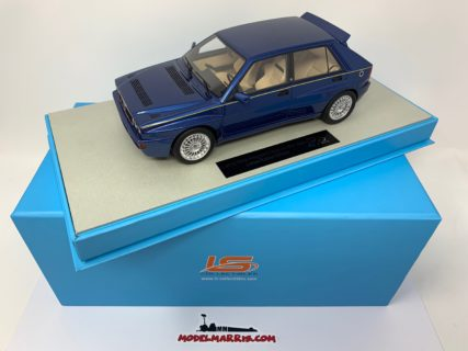 LS-COLLECTIBLES – LANCIA – DELTA INTEGRALE EVO2 – BLUE LAGOS – 1992